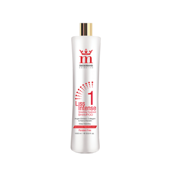 liss intensive shampoo